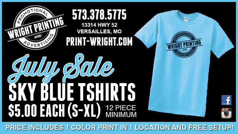 July specials sky blue tshirts and free setup on business cards july specials sky blue tshirts and free setup on business cards colourmoves